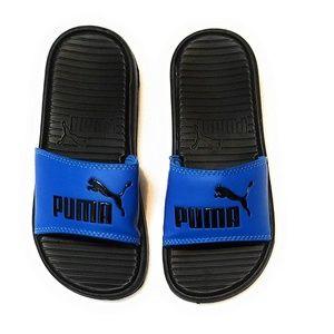 Boys Puma Slide Sandal